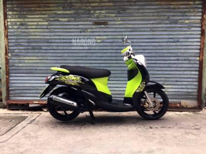 มอเตอร์ไซค์-มือสอง-yamaha-fino-53-black-green-01