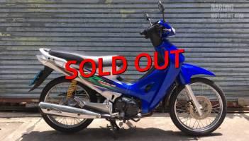 มอเตอร์ไซค์-มือสอง-honda-wave-125-r-sold-out